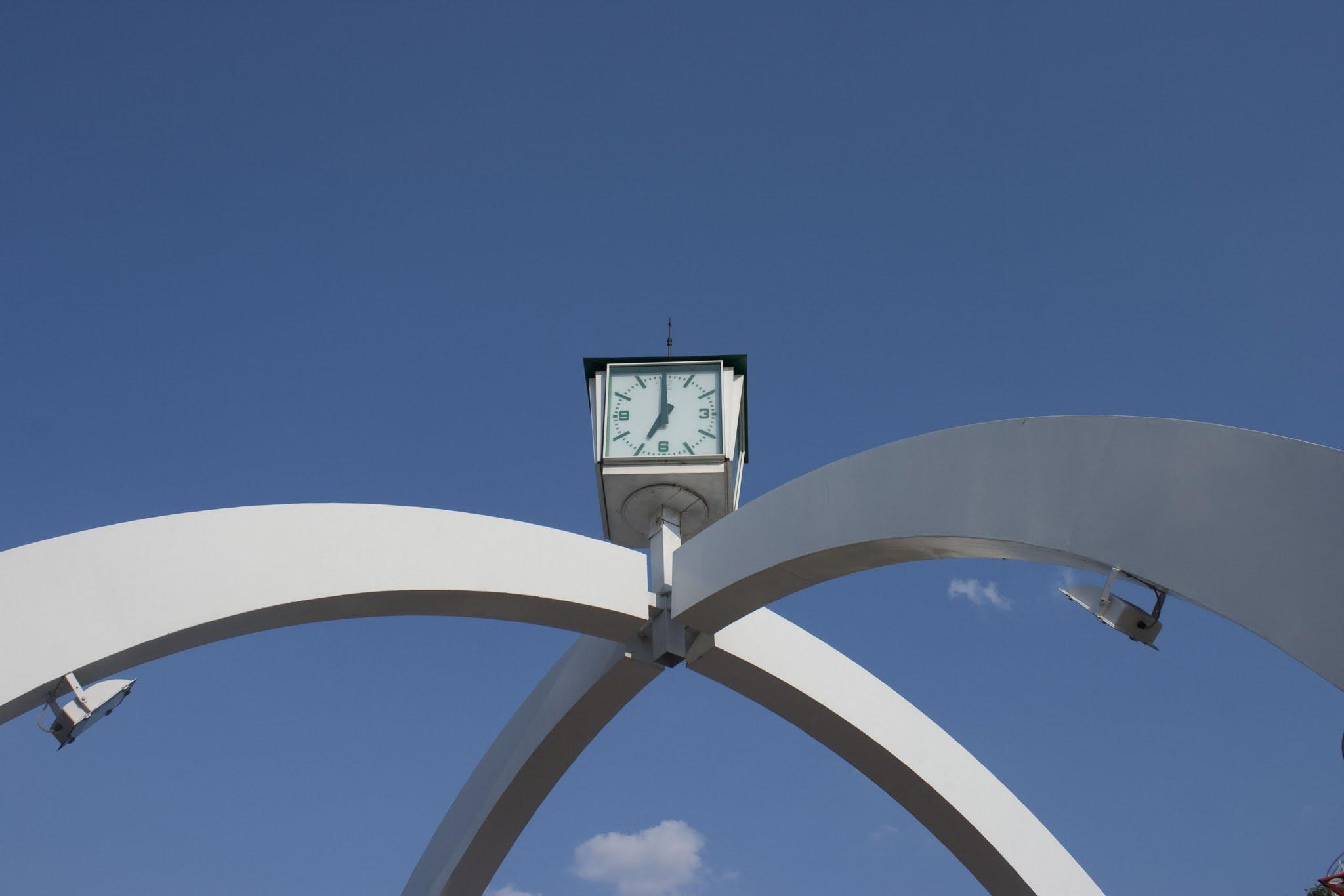 Часовника до пазара в Кърджали