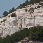 Скални кариери на входа на Кърджали