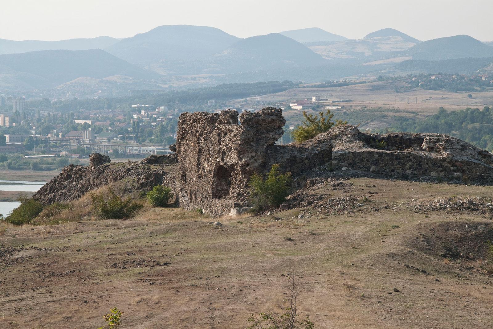 Крепостта Хисара край Вишеград
