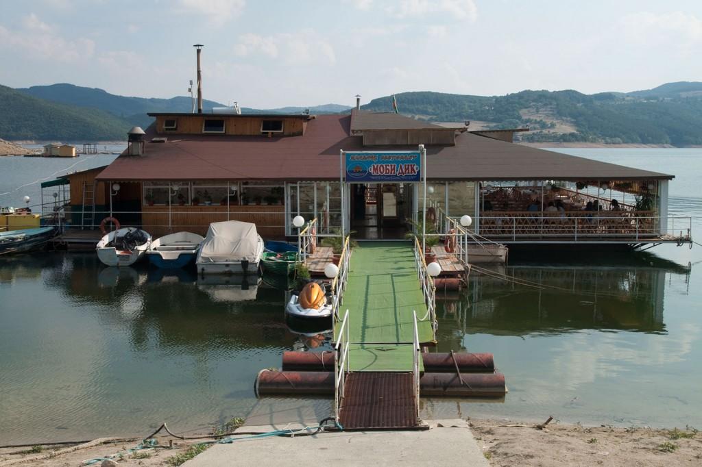 Ресторант Моби Дик край кърджали