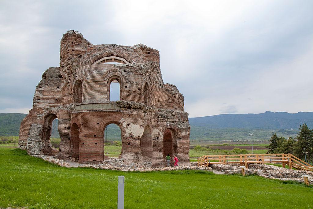 Червената църква след обновлението 2013