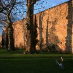 Крепостната стена на Топкапъ